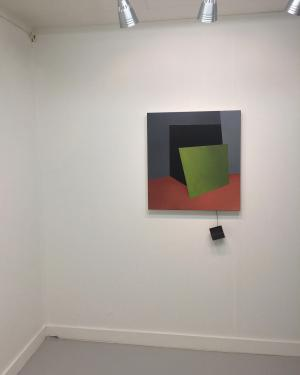 Peder K. Bugge paintings